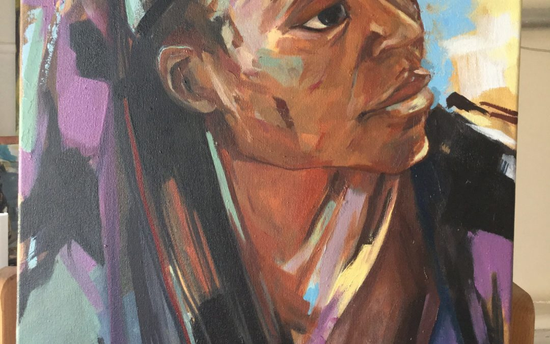 Portraits: Mercy