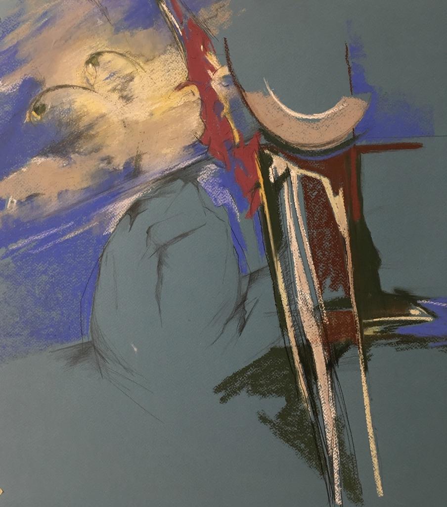 My current practise around Portraiture